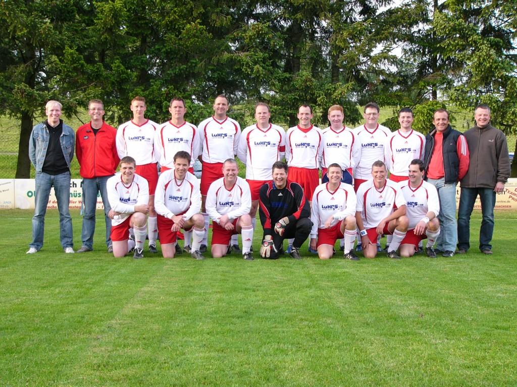 Meistermannschaft 2009/2010